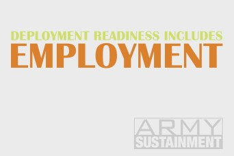 Deployment Readiness Includes Employment: Employed Troops Essential to Strategic Readiness