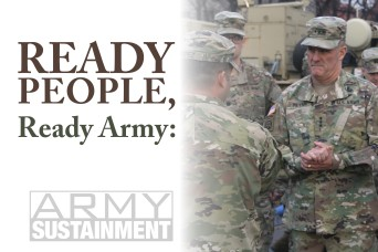 Ready People, Ready Army: An Interview with Lt. Gen. Charles Flynn