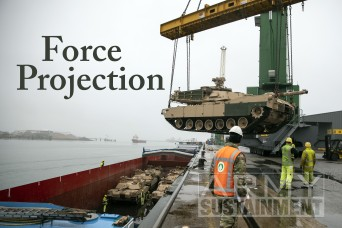 Force Projection: Port Diversification Generates Strategic Readiness