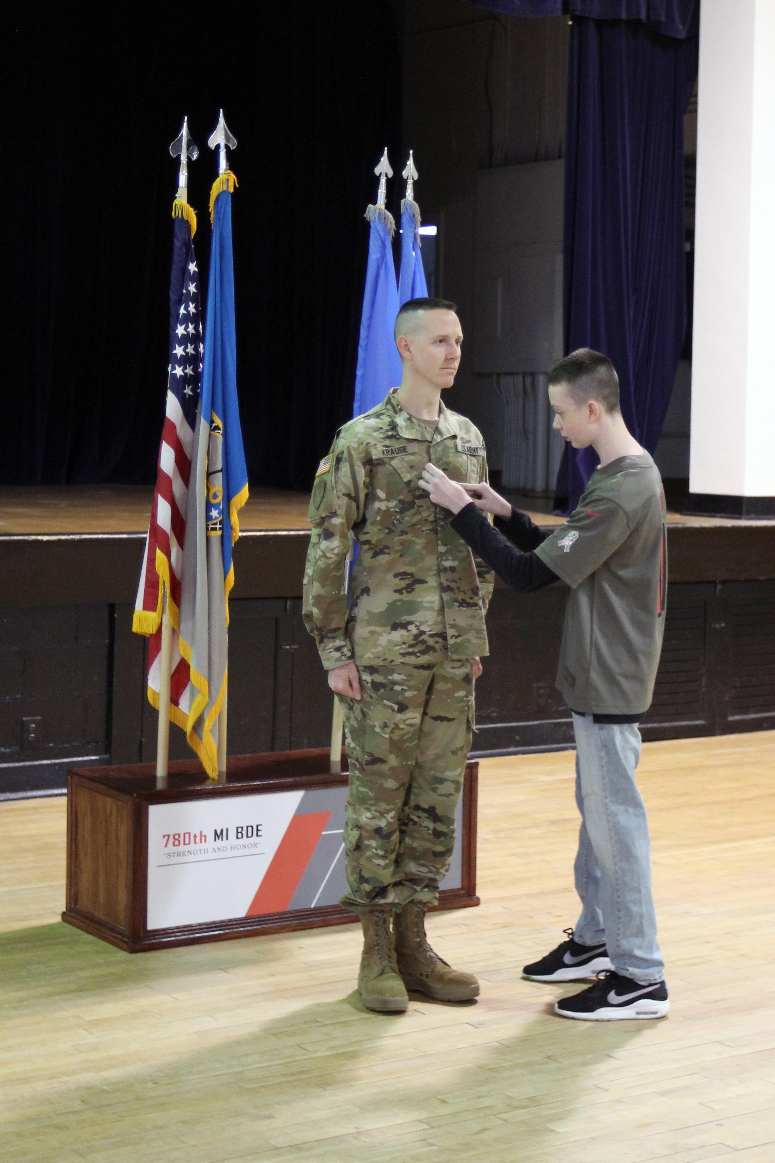 Praetorians Bid Farewell To Command Sgt Major James Krog Article The United States Army