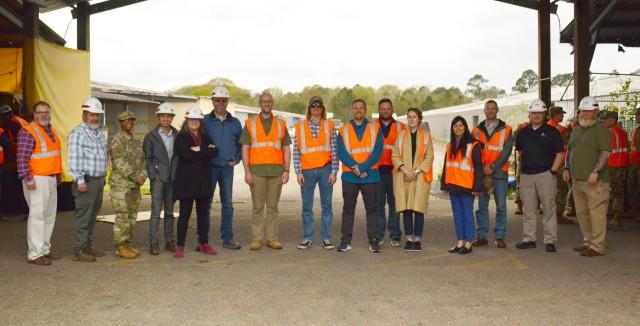 USACE Environmental Support Team develops new skills