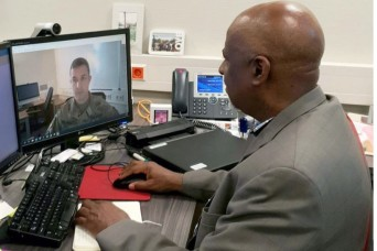 How the Army is conducting Periodic Health Assessments during COVID-19