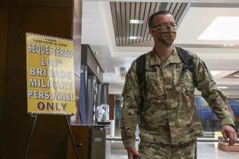 Deployed in place: America's only missile defense brigade maintains mission during pandemic