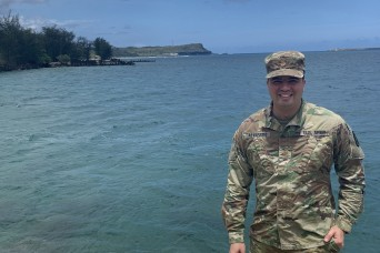 Army infectious disease doctor aided COVID-19 response in Guam
