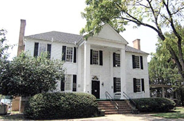 Norfolk District, U.S. Army Corps of Engineers is managing a $3.28 million restoration of Bellwood Manor House at Defense Supply Center Richmond, Virginia. The house has been listed on the National Register of Historic Places since 1978. Restoration work is expected to begin later this month and the project should be completed in a year. (Courtesy photo)