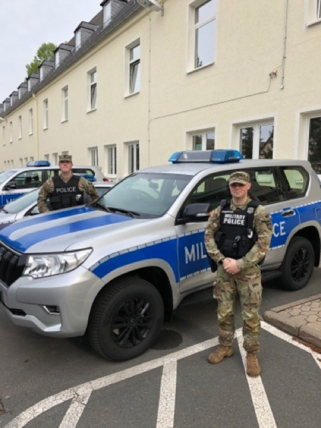 National Police Week 2020: USAG Ansbach First Responders remain committed during COVID-19 operations