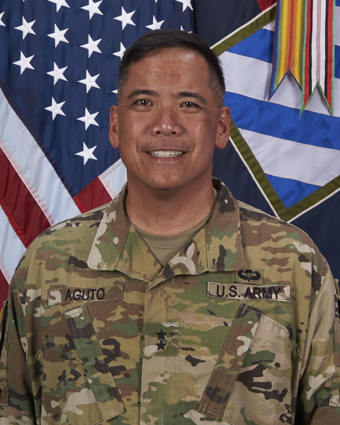 Major General Antonio Aguto