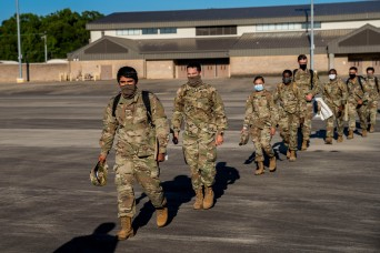 MCoE facilitates movement of troops to PACOM AOR