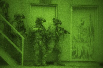 Special Ops will remain integral to strategy, USSOCOM commander says