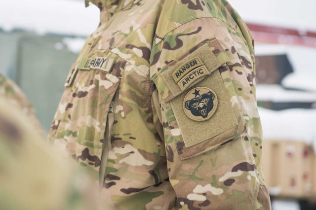 Eighth Army Soldiers authorized wear of arctic, jungle tabs