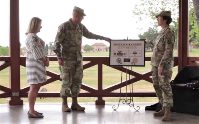 Col. Norton's Appreciation Award