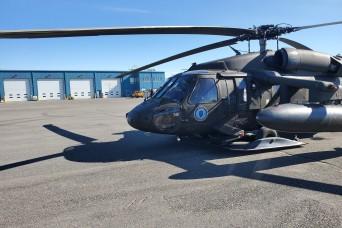 Alaska Army National Guard rescues injured man near Noorvik