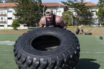 Service members finding new ways to stay fit during COVID-19 pandemic