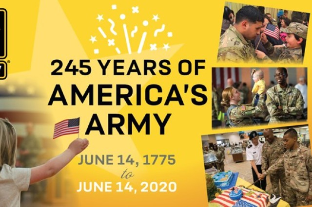U.S. Army Birthday 2020 Events | Article | The United States Army