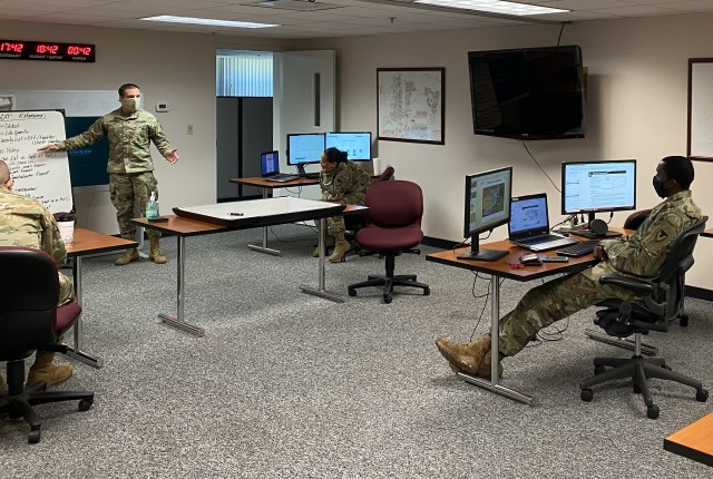 904th CBN conducts virtual validation exercise