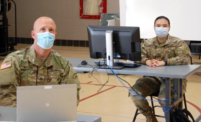 NY Army Guard conducts 'virtual drills' due to COVID-19
