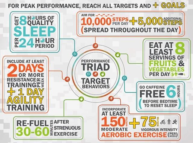 Performance Triad Targets