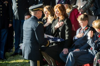 Gold Star wife remembers Soldier's dreams