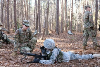 Army officer honored for resiliency, graduating college during COVID-19