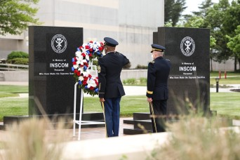 INSCOM honors fallen heroes with virtual Memorial Day ceremony