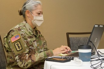 Florida National Guard testing at long-term care facility