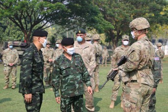 Chief of staff foresees greater Army commitment in Indo-Pacific