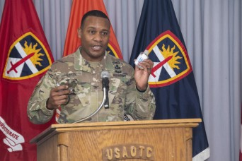 U.S. Army Operational Test Command sends off commander to 13th Expeditionary Sustainment Command