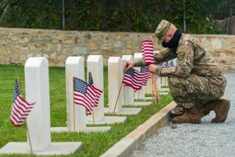 Memorial Day observance in the time of COVID-19