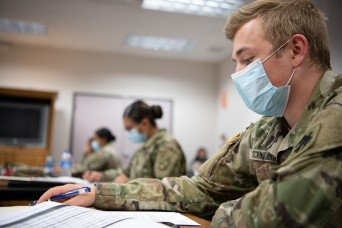 Oklahoma Guard supports statewide COVID-19 contact tracing