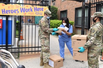 New York National Guard delivers 16.6 million meals