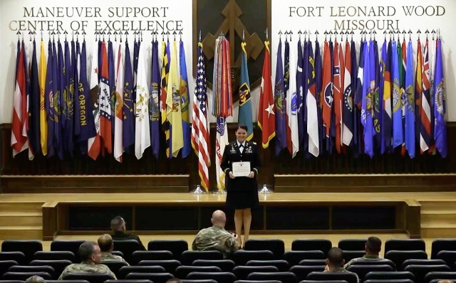 Fort Leonard Wood recognizes instructors, civilians of the year