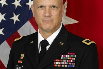PEO C3T welcomes new leader, Brigadier General Robert M. Collins
