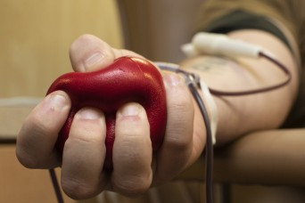 DOD launches effort to collect 8,000 units of COVID-19 convalescent plasma