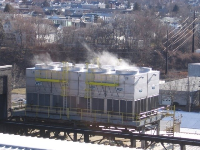 Newly installed production cooling towers result in a $150,000 annual cost avoidance in energy costs due to their high efficiency in cooling production water.