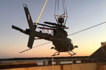 International program manager finds new life for old helicopters