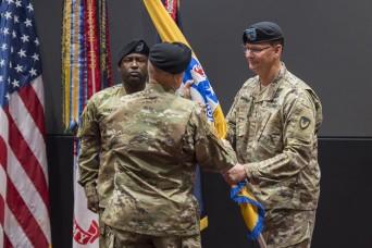 USASAC bids farewell to commander