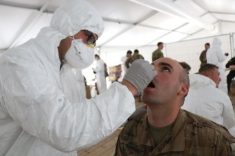 1st Cav. Div. arrives in Poland while adhering to stringent COVID countermeasures