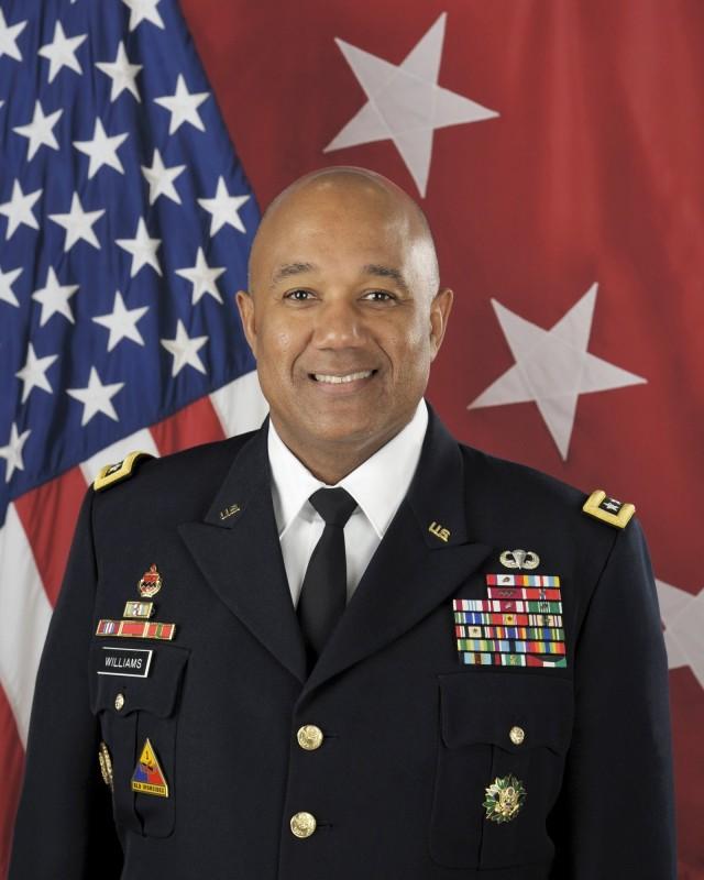 Lt. Gen. Darryl A. Williams