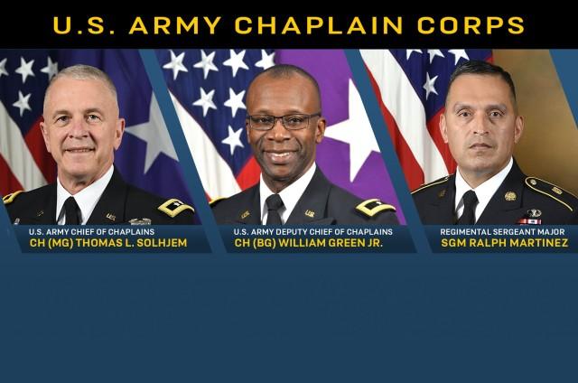 U.S. Army Chaplain Corps Leaders
