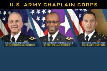 Chaplain Corps message on civil unrest and how we must treat each other