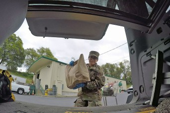 Mission milestone: Cal Guard distributes 50 million meals