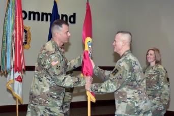 Col. Gavin J. Gardner takes command of JMC