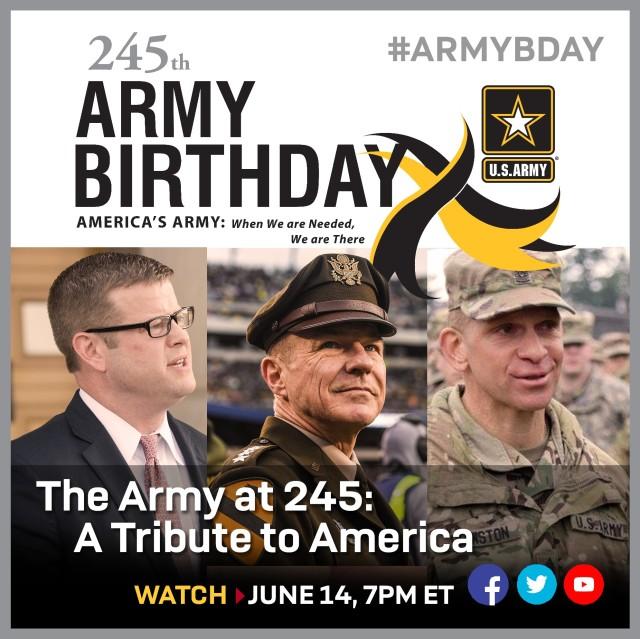 245th Army Birthday