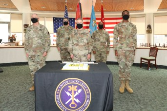 INSCOM celebrates the U.S. Army's 245th Birthday