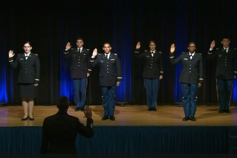 Army hosts first virtual cadet commissioning ceremony from Pentagon