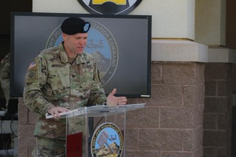 New Commander takes charge at U.S. Army Joint Modernization Command