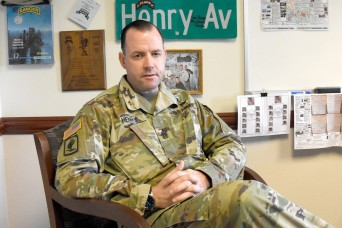 Henry reflects on first three months at JRTC, Fort Polk