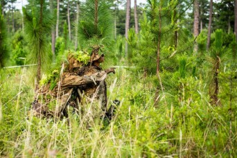 COVID-19 conditions create sniper school opportunities for new infantry troops