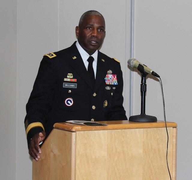 Army LTG Darrell Williams to Receive Gregg Award
