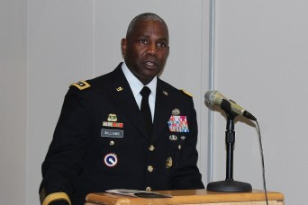 LTG Darrell Williams To Receive 2020 Gregg Sustainment Leadership Award